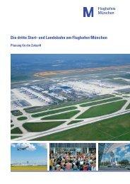 Die dritte Start- und Landebahn am Flughafen München - Airport ...