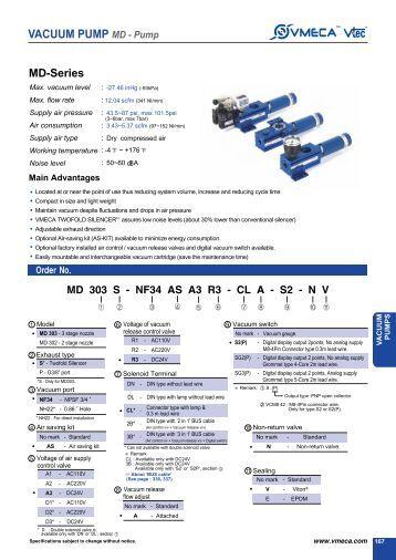 Cps vacuum pump manual