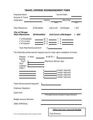 FY13 TRAVEL EXPENSE REIMBURSEMENT FORM - revised 2-2013