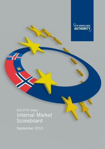 Internal Market Scoreboard - EFTA Surveillance Authority