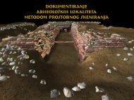 Na primjeru keramičke peći iz Crikvenice - Geographica doo