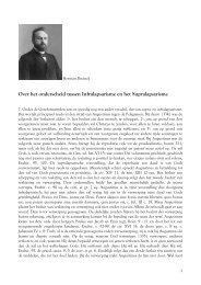 Over het onderscheid tussen Infralapsarisme en het Supralapsarisme