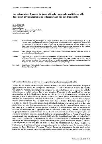 Article (PDF - 5.34 Mo) - Edytem
