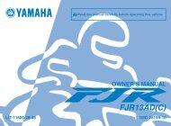 FJR13AD(C) - Yamaha