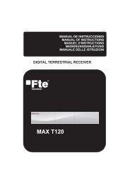 MAX T120 - FTE Maximal