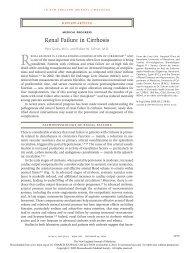 NEJM renal failure in cirrhosis