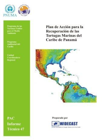 Plan de Acción para la Recuperación de las Tortugas ... - WIDECAST