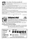 Evangelisch-lutherische Christus-Kirchengemeinde ... - Kirche in Syke - Page 7