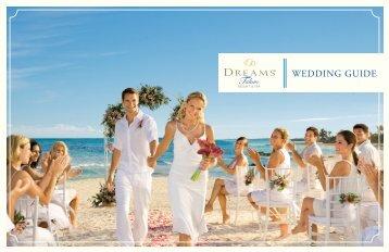 WEDDING GUIDE - Dreams Resorts & Spas