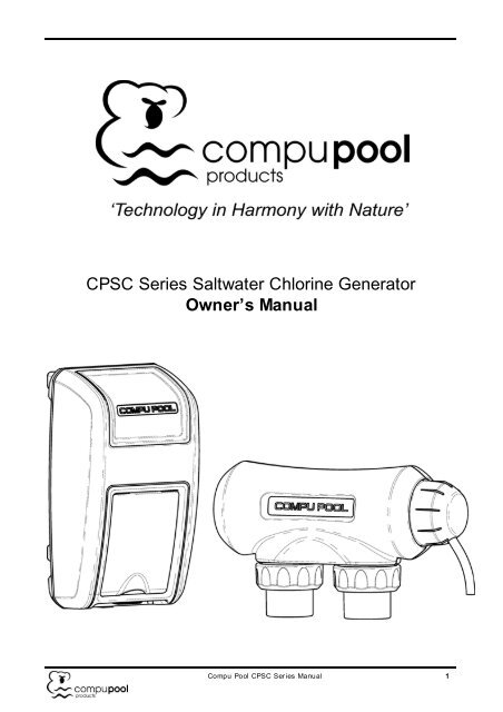 CompuPool CPSC Power Pack Spares