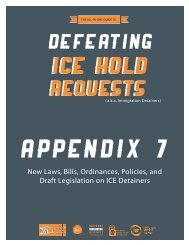 Appendix 7 - National Immigration Project of the National Lawyers ...