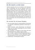 Patientenleitlinie Unipolare Depression - Nationale ... - Page 4