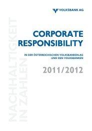 Bericht herunterladen - Volksbank AG
