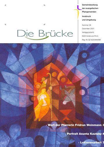 Assunta Kautzky - Evangelische Pfarrgemeinde Innsbruck ...