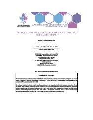 desarrollo de regiones y eurorregiones. el desafío del cambio rural