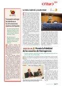 Presentaciones y actividades celebrados durante ... - TAT Revista - Page 3