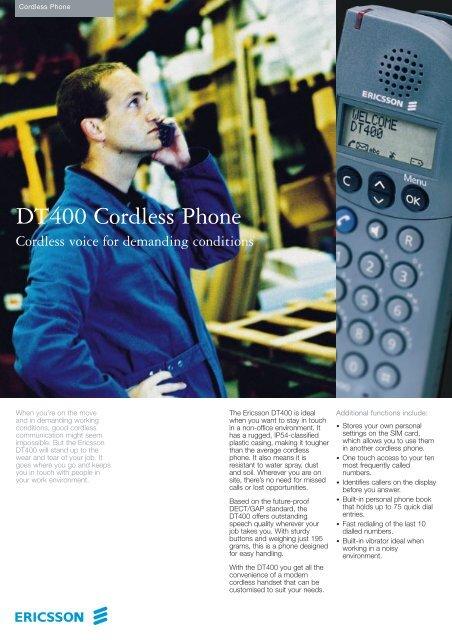 DT400/1 PDF Brochure