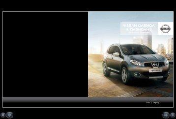 Tilbehør brosjyre - Nissan