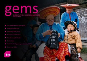 GEMs - Insights from Emerging Markets - February ... - TNS Canada