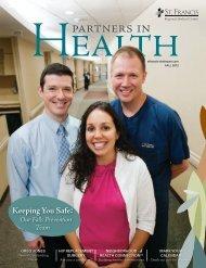 Our Falls Prevention Team; Greg Jones: Named Outstanding Nurse