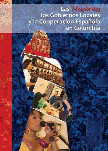 Las mujeres, los gobiernos locales y la cooperación española en ...