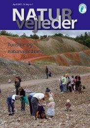 Turisme og naturvejledning - Naturvejlederforeningen i Danmark