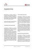 Sommario Rubriche - Consiglio regionale del Piemonte - Page 5