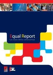 Equal Report - Provincia di Livorno Sviluppo