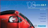 CX-7 - Mazda