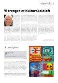 Kulturtrøkk nr. 2 - Norsk kulturskoleråd - Page 3