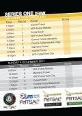 SERIES ONE dunedin - Futsal4all - Futsal - Page 2