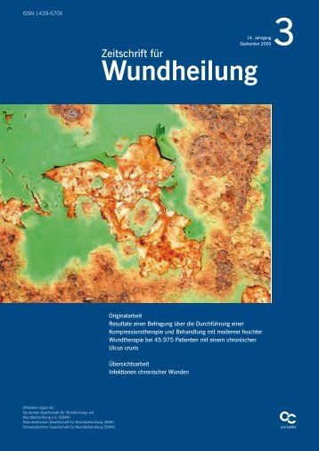 Wundheilung - DGfW-Akademie