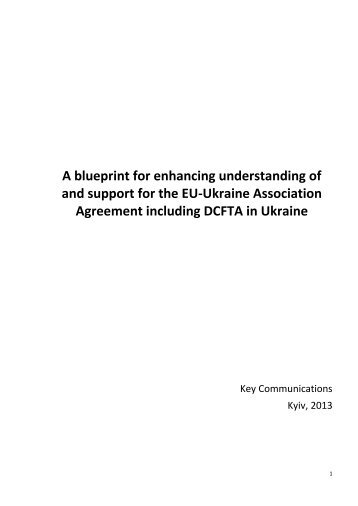Scoping Study on raising awareness about the EU in Ukraine - Gov.uk