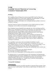 Commisie nummerplan 2012.pdf - Brandweer Nederland