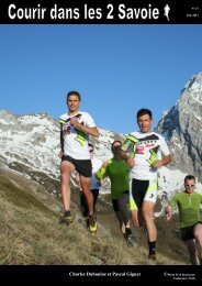 Charles Dubouloz et Pascal Giguet ©Photo Fred ... - Nicolaclusaz