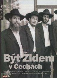 Být Židem v Čechách