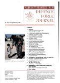 ISSUE 104 : Jan/Feb - 1994 - Australian Defence Force Journal - Page 3