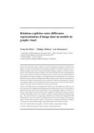Relations explicites entre différentes ... - ResearchGate