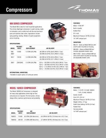 Compressors - Automatisation Pneumac Inc.