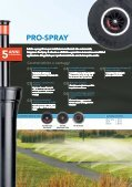 PRO-SPRAY - Hunter Industries - Page 3