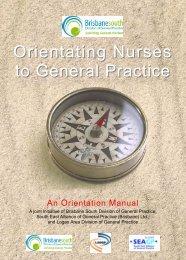 Orientating Nurses to General Practice - General Practice Queensland