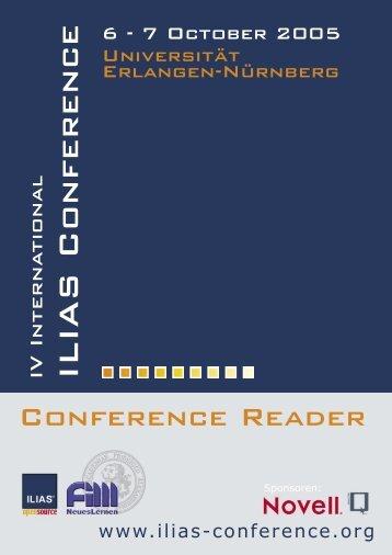 Link - ILIAS Conference
