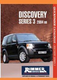 Land Rover Priceguide