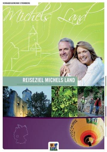 Gastgeberverzeichnis - Verbandsgemeinde Stromberg