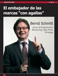"""El embajador de las marcas """"con agallas"""" - MeetSCHMITT.com"""