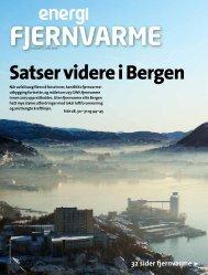 Satser videre i Bergen - Norsk Fjernvarme