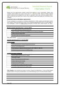 Application Form - ACT Council of Social Service - Page 2