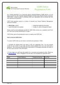 Application Form - ACT Council of Social Service - Page 3