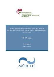 rapport begeleidingscomité 2 - Logo FOD VVVL