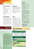 Mitarbeiterfest - Betreuungsvereine - Seite 2
